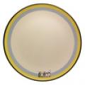BEACH HUTS Dinner Plate