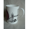 Cities in sketch Mug London