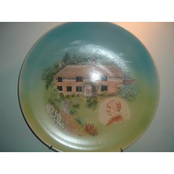 Poole Pottery Thomas Hardy Charger Poole Studio