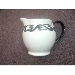 Poole Body Art jug