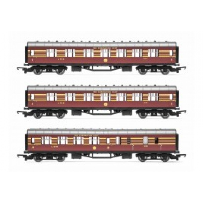 Hornby  Coronation coach pack