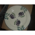 Poole dorset Fruits breakfast plate