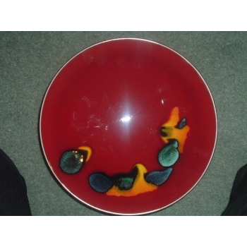 Odyssey Bowl medium poole pottery