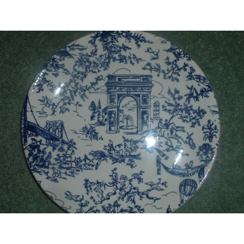 Poole Pottery New York Toile