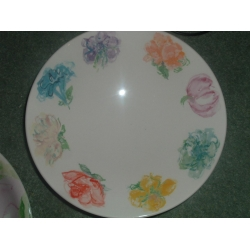 Poole Pottery Blossom for Tiffany New York Medium bowl