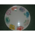 Poole Pottery Blossom for Tiffany New York Dinner Plate