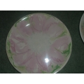 Poole Pottery Blossom for Tiffany New York Serving platter