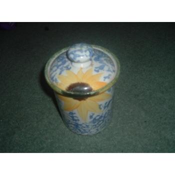 Poole pottery vincent storage jar