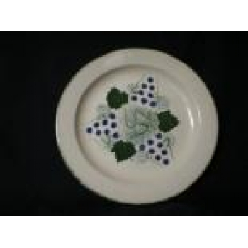 Vineyard tableware Dinner plate